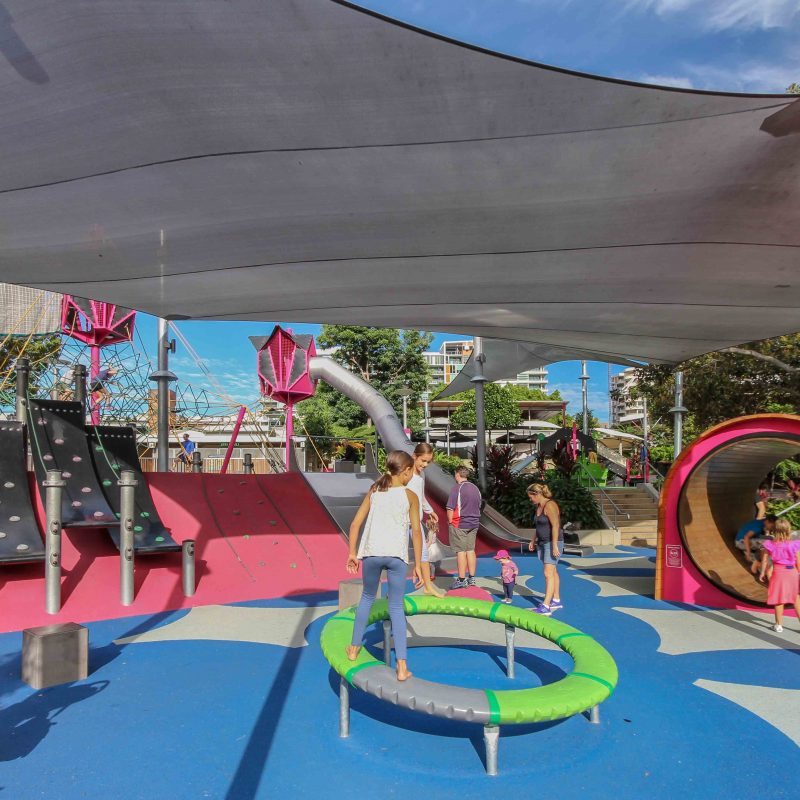 Ten Pieces of Park Play Equipment to Reinvigorate a Park