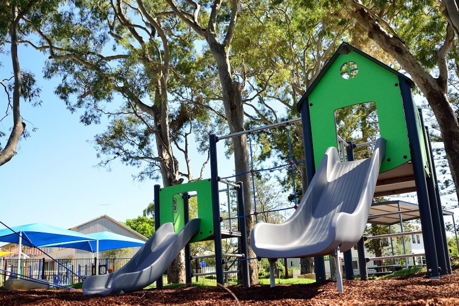 Commercial Playground Design Humpybong State School