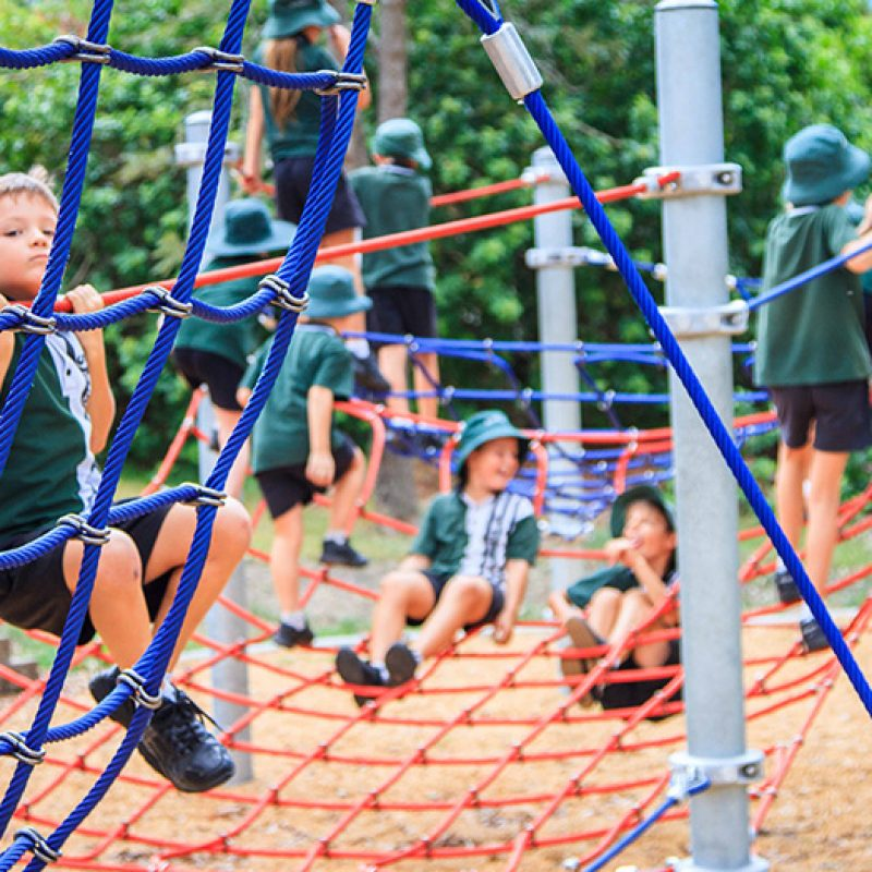 School playgrounds help kids thrive in the classroom