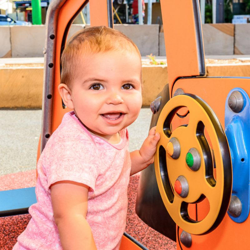How Playgrounds Help Children's Development