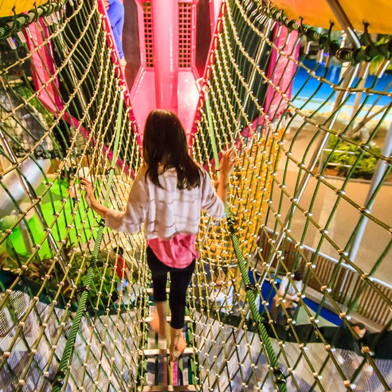 4 Unique Playgrounds that WOW!