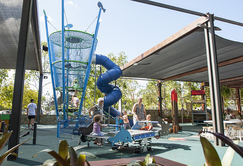 Westfield North Lakes Playground | Urban Play
